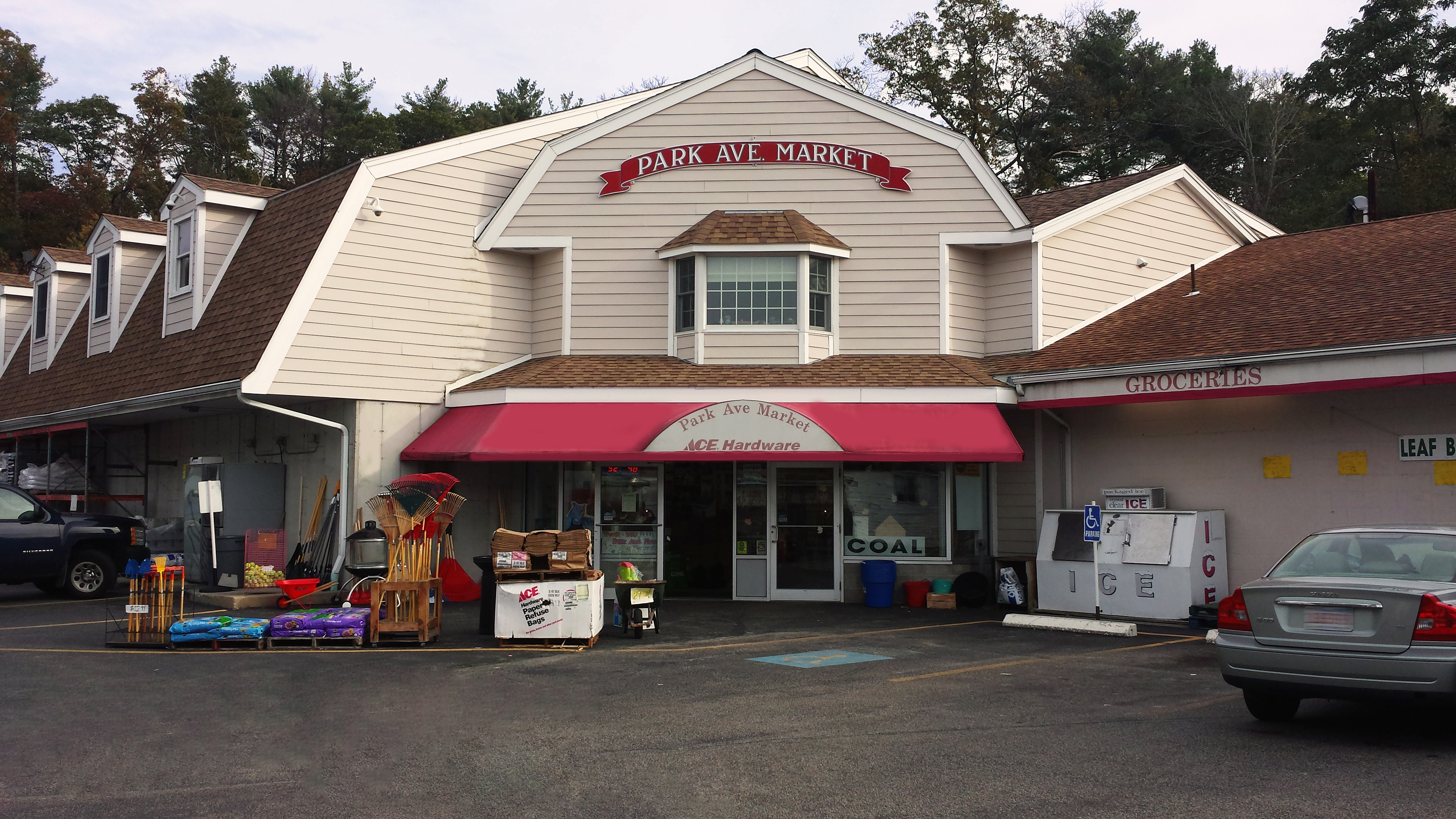 About | Park Ave Ace Hardware